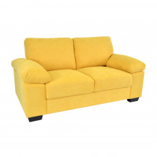 Canapea DP OSLO (2 locuri), Yellow