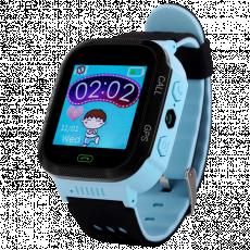 Ceas cu GPS pentru copii Wonlex GW500S, Blue