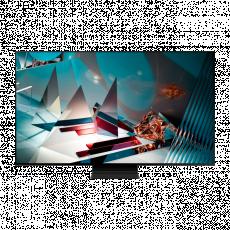 "Televizor QLED 75 "" SAMSUNG QE75Q800TAUX, Black"
