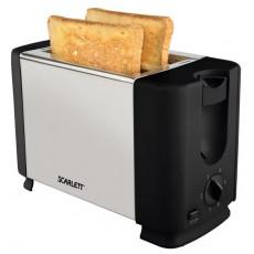 Prăjitor de pâine Scarlett SCTM11012, Inox/Black