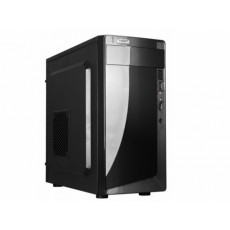 Carcasă HPC D-06, Black (mATX)