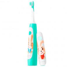Periuță de dinți electrică Xiaomi Soocas C1 Children Sonic Electric Toothbrush, Green