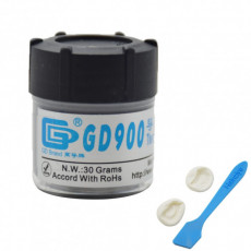 Термопаста gd900 4,8 w/m-K 30 gr