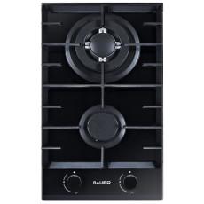 Plită încorporabilă Bauer GH-302 BG03, Black