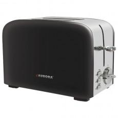 Prăjitor de pâine Aurora AU3320, Black