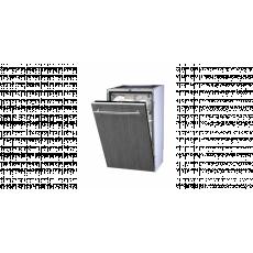 Maşina de spalat vase Cata LVI45009, Grey