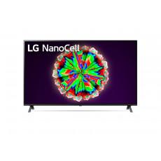 """Televizor NanoCell 55 """" LG 55NANO806NA, Black"""