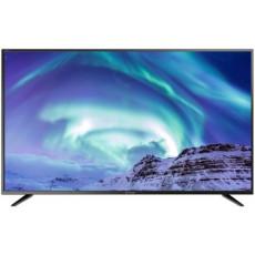 """Televizor LED 49 """" SHARP LC-49CUG8052E, Black"""