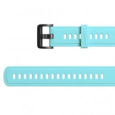 Curelușă Xiaomi Amazfit 20mm Original, Light Blue