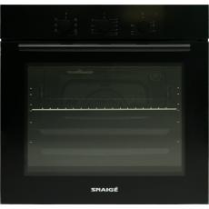 Cuptor electric încorporabil Snaige SNM 820 BL, Black