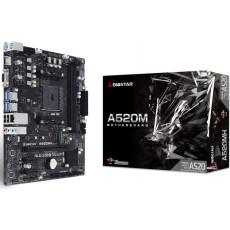 Placă de bază BIOSTAR A520MH (AM4/AMD A520)