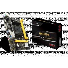 Placă de bază BIOSTAR A68MHE (FM2/FM2+/AMD A68H)