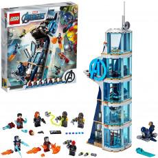 Lego Marvel 76166 Lupta din turn a Răzbunătorilor