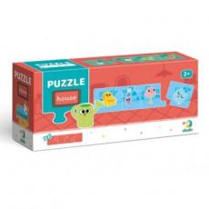 """Dodo Toys Puzzle DP300268 - PUZZLE """"CASA"""""""