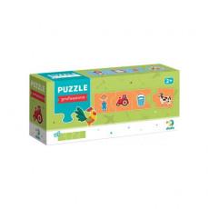 Dodo Toys Puzzle DP300274 - PUZZLE 4 ELEMENTE - PROFESIILE