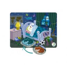 Dodo Toys Puzzle DP300278 - PUZZLE SORTER - CAMERA COPILULUI