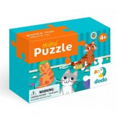"""Dodo Toys Puzzle DP300284 - MINI PUZZLE """"PISICUTELE"""""""