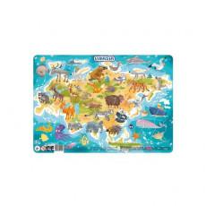Dodo Toys Puzzle DPR300174 - PUZZLE IN RAMA - EUROASIA