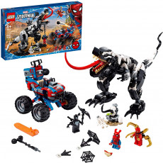Lego Marvel 76151 Ambuscada Venomosaurus