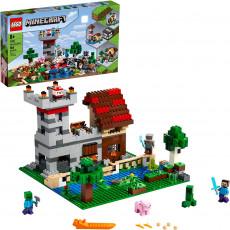 Lego Minecraft 21161 Cutie de crafting 3.0