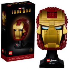 Lego Marvel 76165 Casca Iron Man