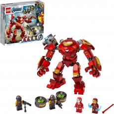 Lego Marvel 76164  Iron Man Hulkbuster contra A.I.M. Agent