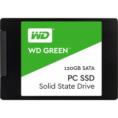 Solid State Drive (SSD) 120 Gb Western Digital WDS120G2G0A (Green)