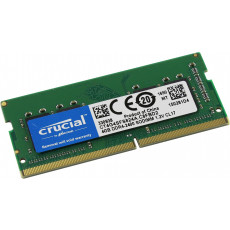 Memorie RAM 4 GB DDR4-2400 MHz Crucial (CT4G4SFS824A)