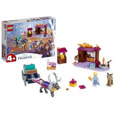 Lego Frozen 2 41166 Aventura Elsei cu trăsura