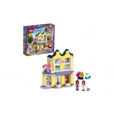 Lego Friends 41427 Casa de modă a Emmei