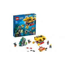 Lego City 60264 Submarin de explorare