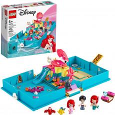 Lego Disney 43176 Aventuri din cartea de povești cu Ariel