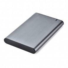 "Husă pentru HDD/SSD 2,5"" Gembird EE2-U3S-6-GR, Aluminum"