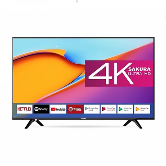 "Televizor LED 50 "" Sakura 50SU20, Black"