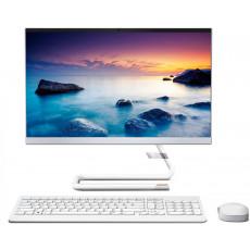"""Sistem All-in-One 23.8 """" Lenovo AIO IdeaCentre 3 24IMB0 White F0EU00FWRK"""
