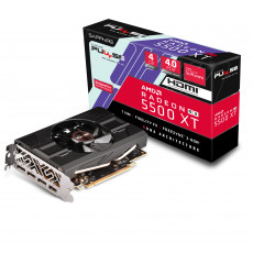 Placă video Sapphire PULSE Radeon RX 5500 XT SF 8GB (8 GB/GDDR6/128 bit)