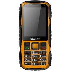 Telefon mobil Maxcom MM920, Yellow