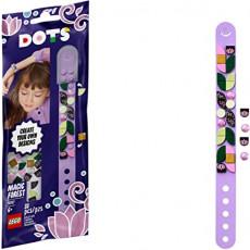 Lego Dots 41917 Brățară Flori fermecătoare