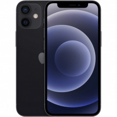 Smartphone Apple iPhone 12 Mini eSim (4 GB/64 GB) Black