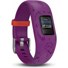 Ceas cu GPS pentru copii Garmin Vívofit Jr. 2 - Disney Frozen 2 Anna, Purple