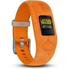 Ceas cu GPS pentru copii Garmin Vívofit Jr. 2 - Light Side, Orange