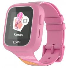 Ceas cu GPS pentru copii Elari FixiTime Lite, Pink