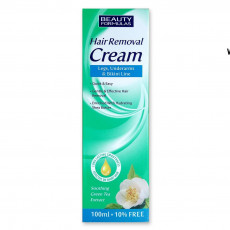 Cremă depilatoare Beauty Formulas Hair Removal Cream