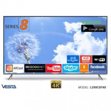 """Televizor 55 """" Vesta LD55C874S 4K/IPTV (LD55C874S 4K)"""