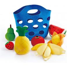 "HAPE E3169A - Set de jucarii ""Toddler Fruit Basket"""