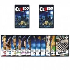 Hasbro E7589 Joc de cărți Cluedo