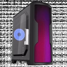 Carcasă Gamemax G562-RGB, Black (ATX)