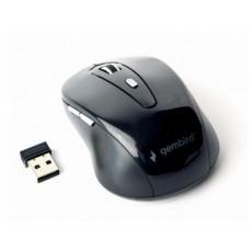 Mouse Gembird MUSW-6B-01, Black, Bluetooth