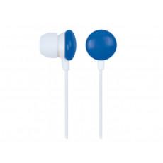 Căști Gembird MHP-EP-001-B, Blue, Мini jack (1 x 3.5) (GMB MHP-EP-001-B)