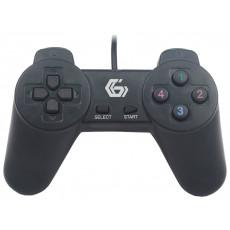 GamePad Gembird JPD-UB-01, Black
